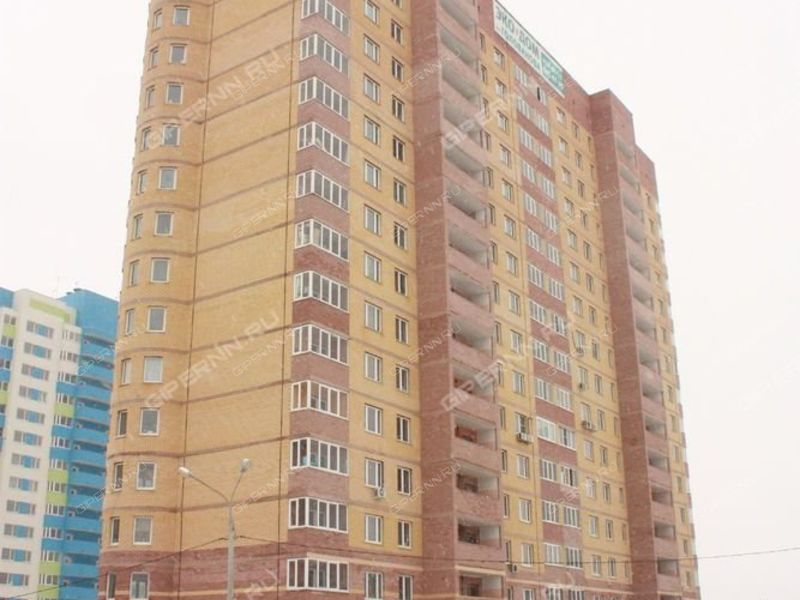 однокомнатная квартира на улице Вятская дом 1