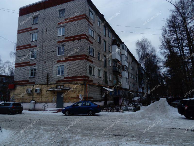 однокомнатная квартира на проспекте Свердлова дом 31а город Дзержинск
