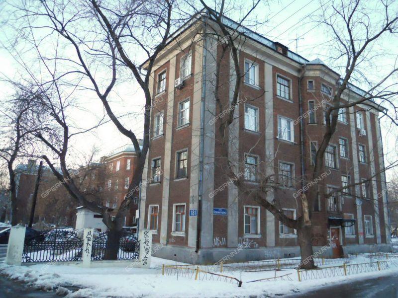 комната в доме 181 на улице Коминтерна